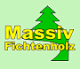 Massiv-Fichtenhol-Regal-Casinia